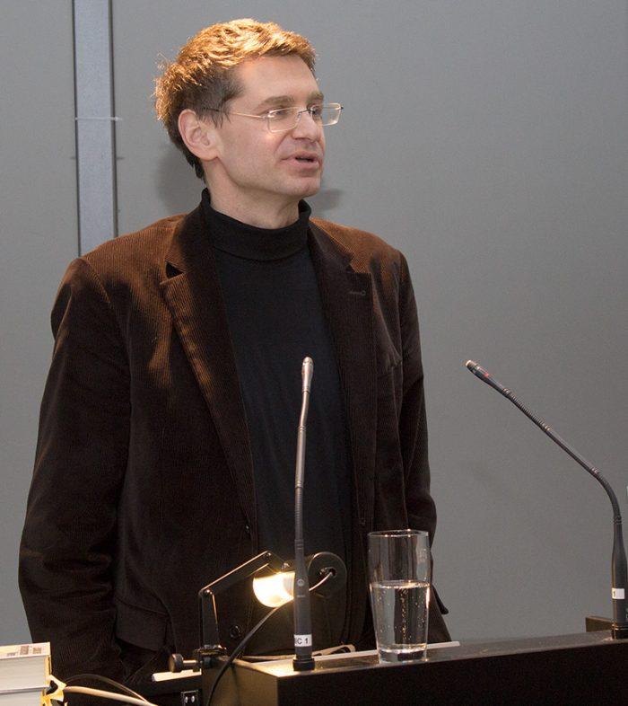 """Julian Nida-Rümelin """"Kunst und Kommunikation"""": Ansprache Dr. Zerbst"""