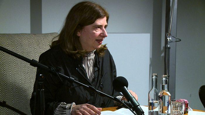 Sibylle Lewitscharoff liest aus: 'Das Pfingstwunder'