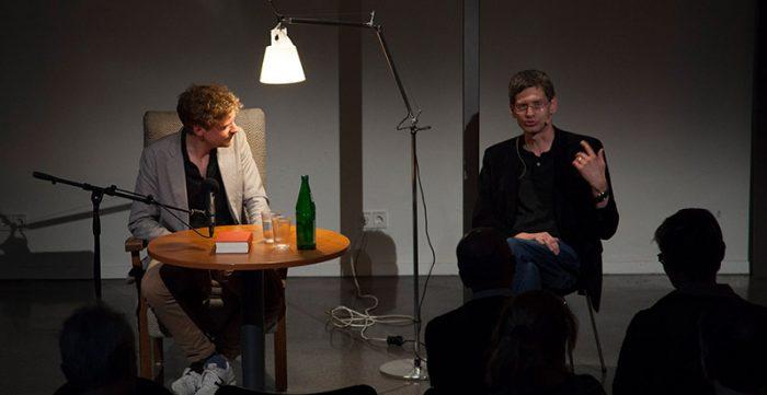 Roman Ehrlich und Arne Zerbst