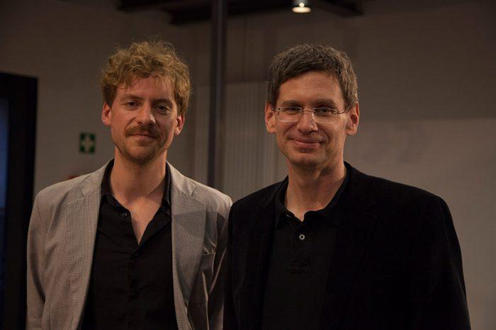 Arne Zerbst und Roman Ehrlich